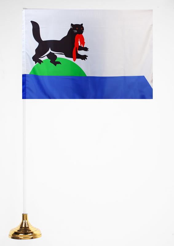 Настольный флажок Иркутска