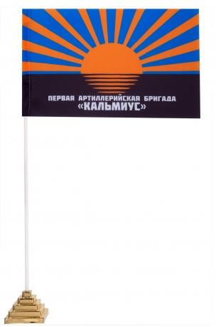 """Настольный флажок """"Кальмиус Донецк"""""""