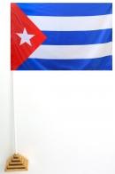 Настольный флажок кубинский