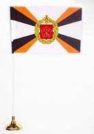 Настольный флажок Ленинградского военного округа