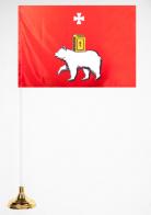 Настольный флажок Перми