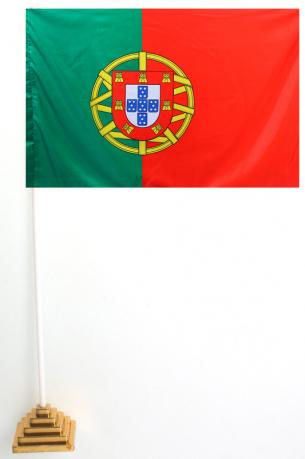 Настольный флажок Португалии