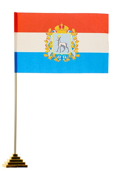 Настольный флажок Самарской области