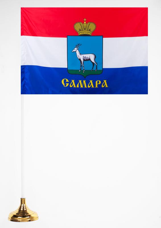 Настольный флажок Самары
