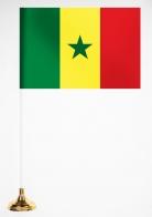 Настольный флажок Сенегала