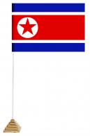 Настольный флажок Северной Кореи
