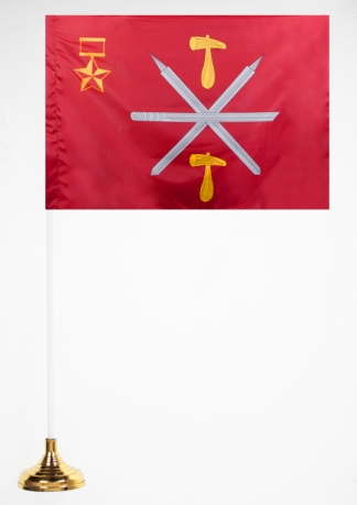 Настольный флажок Тулы