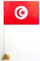 Настольный флажок Туниса