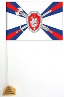 Настольный флажок Военной полиции МО РФ