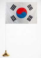 Настольный флажок Южной Кореи