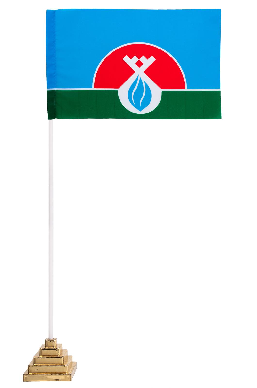 Настольный Надымского района