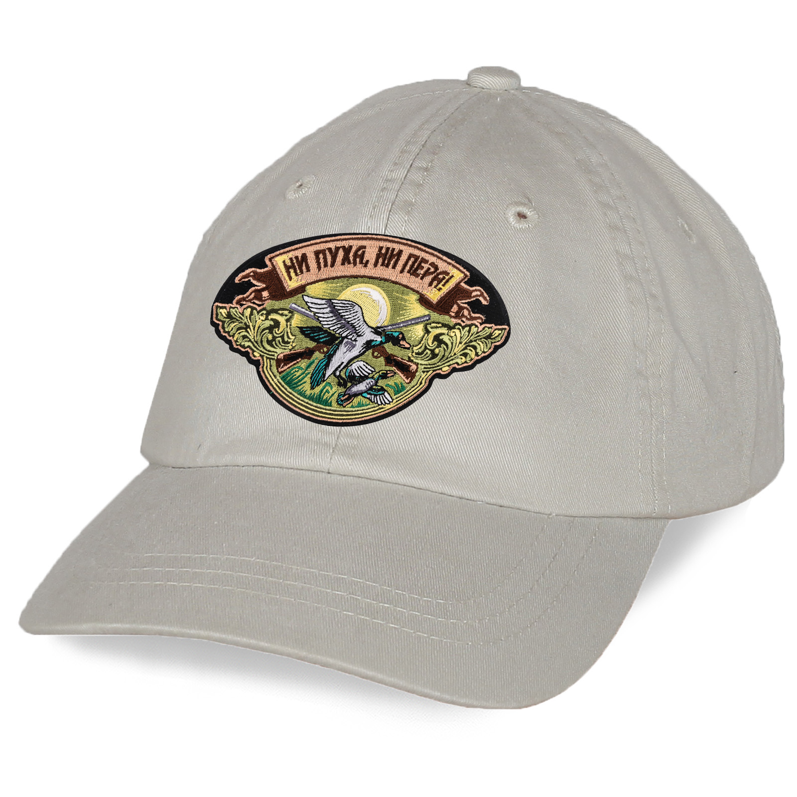 Настоящая кепка охотника