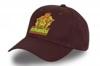Настоящая мужская кепка Погранвойска.