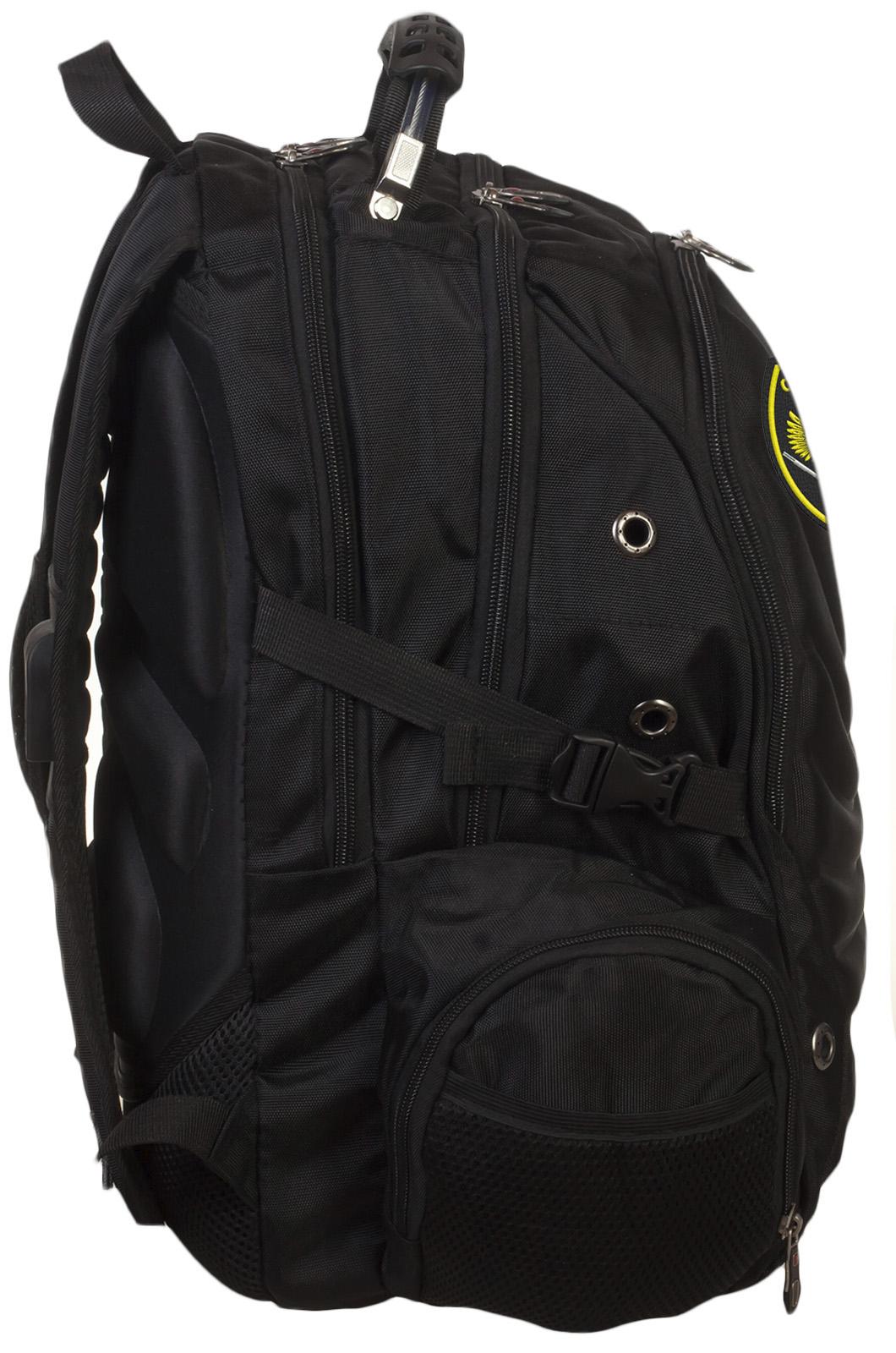Настоящий охотничий рюкзак с нашивкой Охотничьи Войска - купить выгодно
