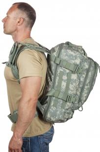 Заказать натовский тактический рюкзак с гидратором 3-Day Expandable Backpack ACU
