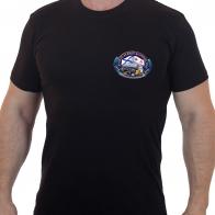 Натуральная мужская футболка ВМФ – За веру! За Флот! За Отечество!