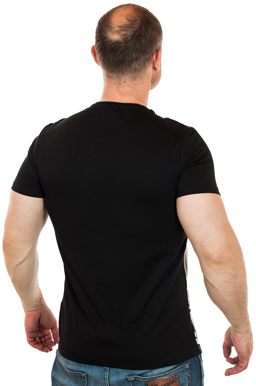 Натуральная мужская футболка из вискозы. Твой модный климат-контроль