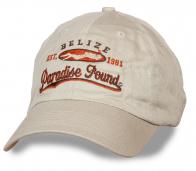 Не будь, как все! Эффектная кепка Belize сделает твое лето ярким. Стильная вышивка, современный дизайн. И цена приятно порадует!