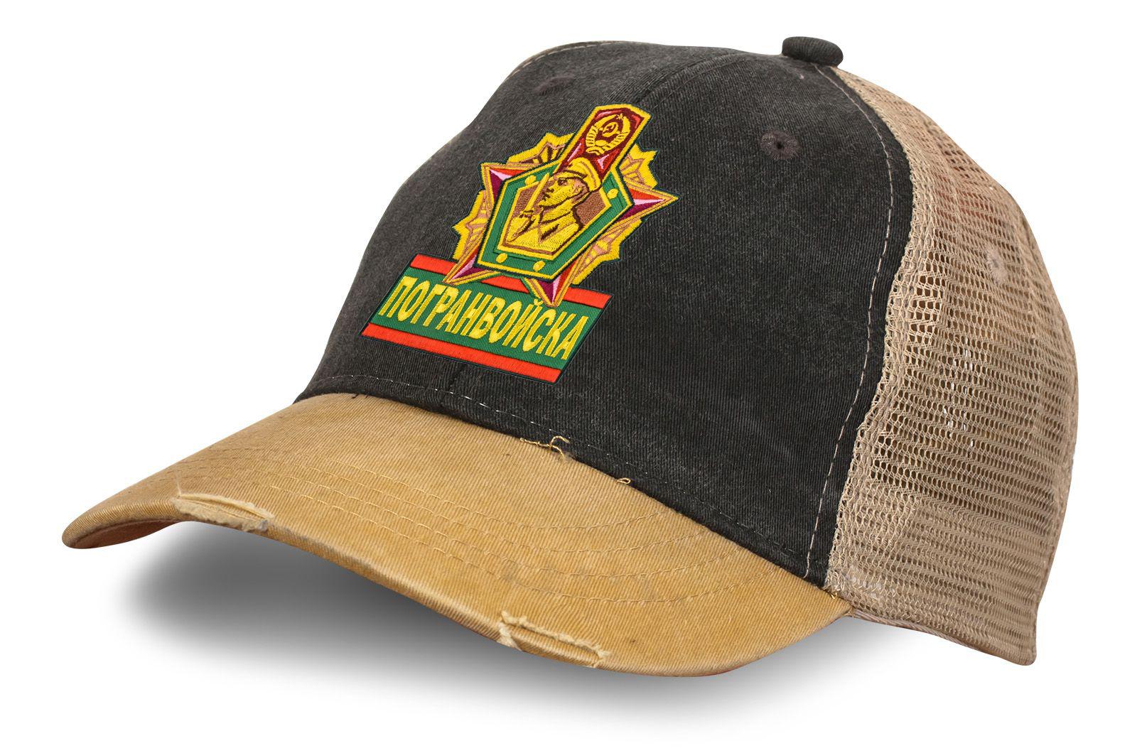 Недорогая кепка Погранвойска.