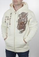 Неформальная мужская кофта худи от бренда Pacific Flyer.