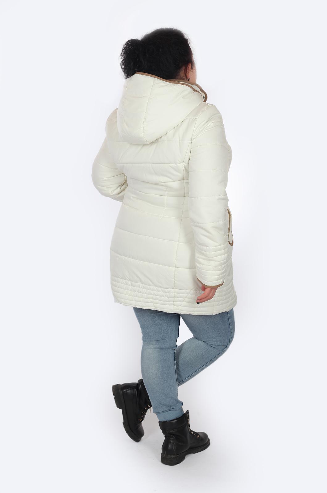 Немецкая стеганая женская куртка Orsay - стильная фирменная вещь для межсезонья.