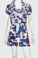 Необычное платье-туника от бренда Long Bao