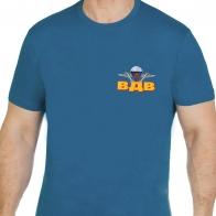 Неподражаемая десантная футболка.