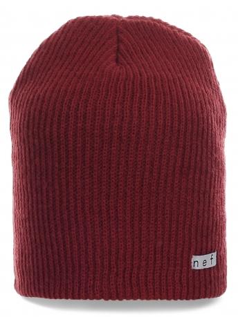 Непревзойденная традиционная мужская шапка бини бренда Neff популярная модель