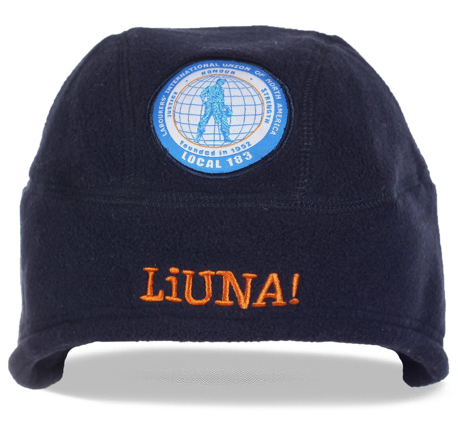 Мужская флисовая шапка Liuna