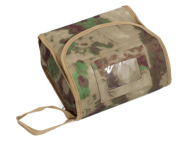 Несессер армейский с вышивкой ВМФ