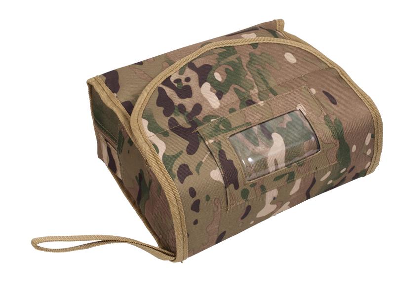 Несессер армейский с вышивкой Военная разведка