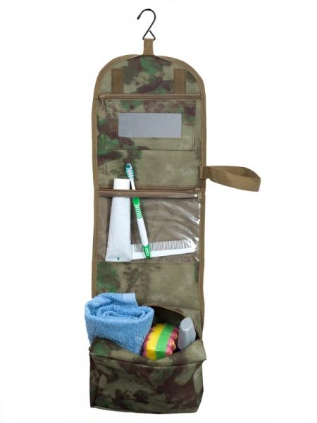 Несессер для пограничников с вышивкой.