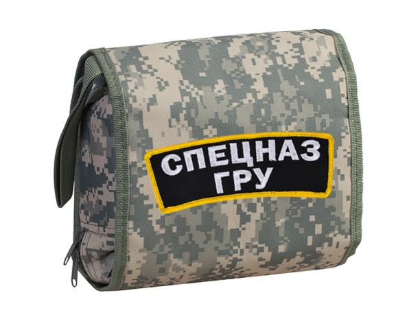 Несессер из камуфляжа Спецназ ГРУ