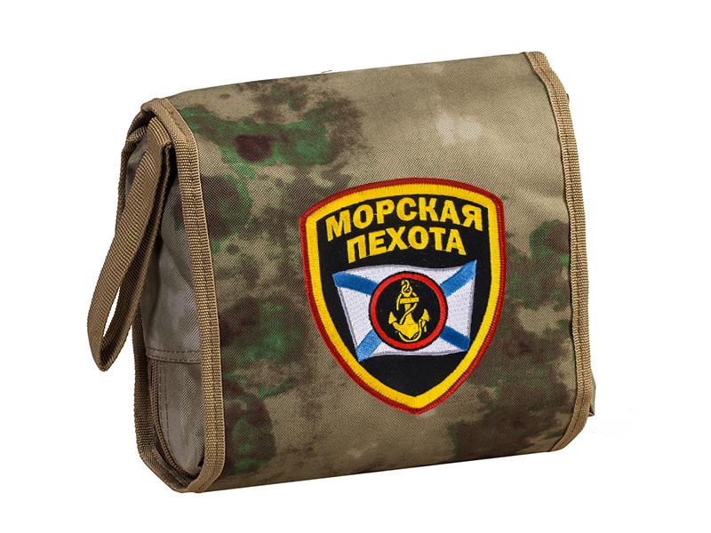 Несессер камуфляжный Морская пехота.