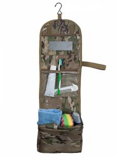 Несессер пограничника из камуфляжа