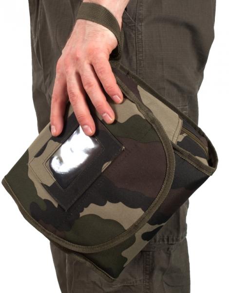 Несессер с вышивкой Афган. Камуфляж.