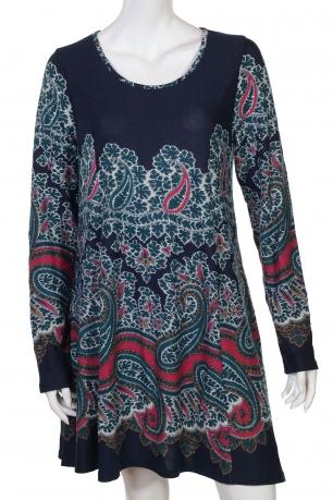 Нетривиальное миди-платье от Long Bao
