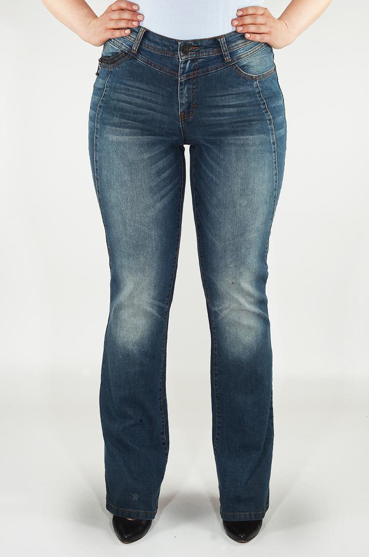 Неубиваемые джинсы немецкого качества от Sheego®. Рассчитаны на 10 сезонов!