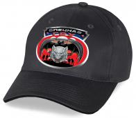 Незаменимая черно-серая кепка с символом спецназа Главного Разведывательного Управления - волком от дизайнеров Военпро. Покупай не задумываясь