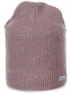 Нежная женская шапка от Neff. Светлая модель с люрексом. Отличный вариант на каждый день