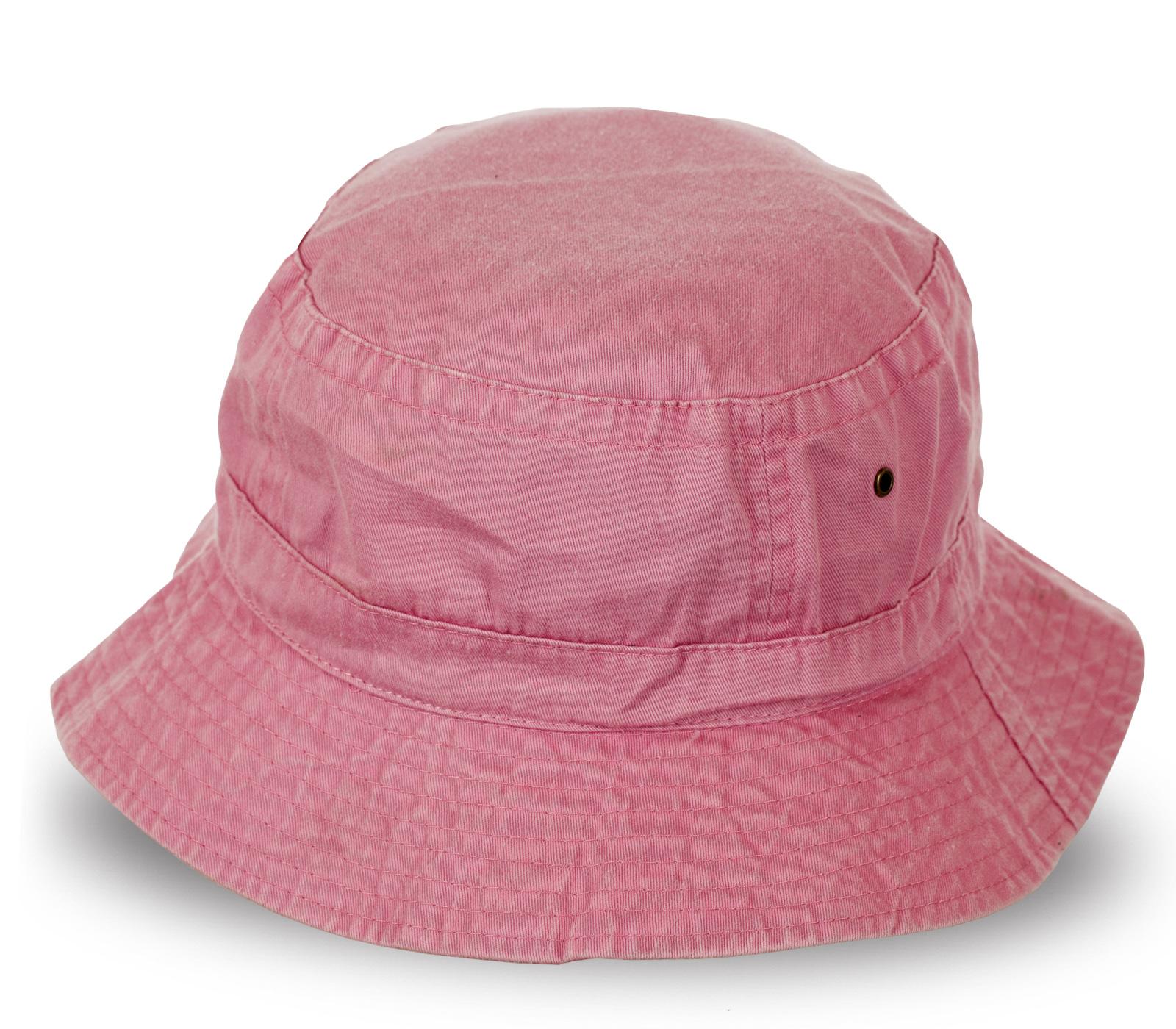Нежно-розовая панама - купить онлайн с доставкой