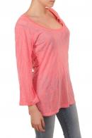Нежно-розовая туника Panhandle Slim. Тонкий баланс цвета и фасона. Очаровательная простота для тебя