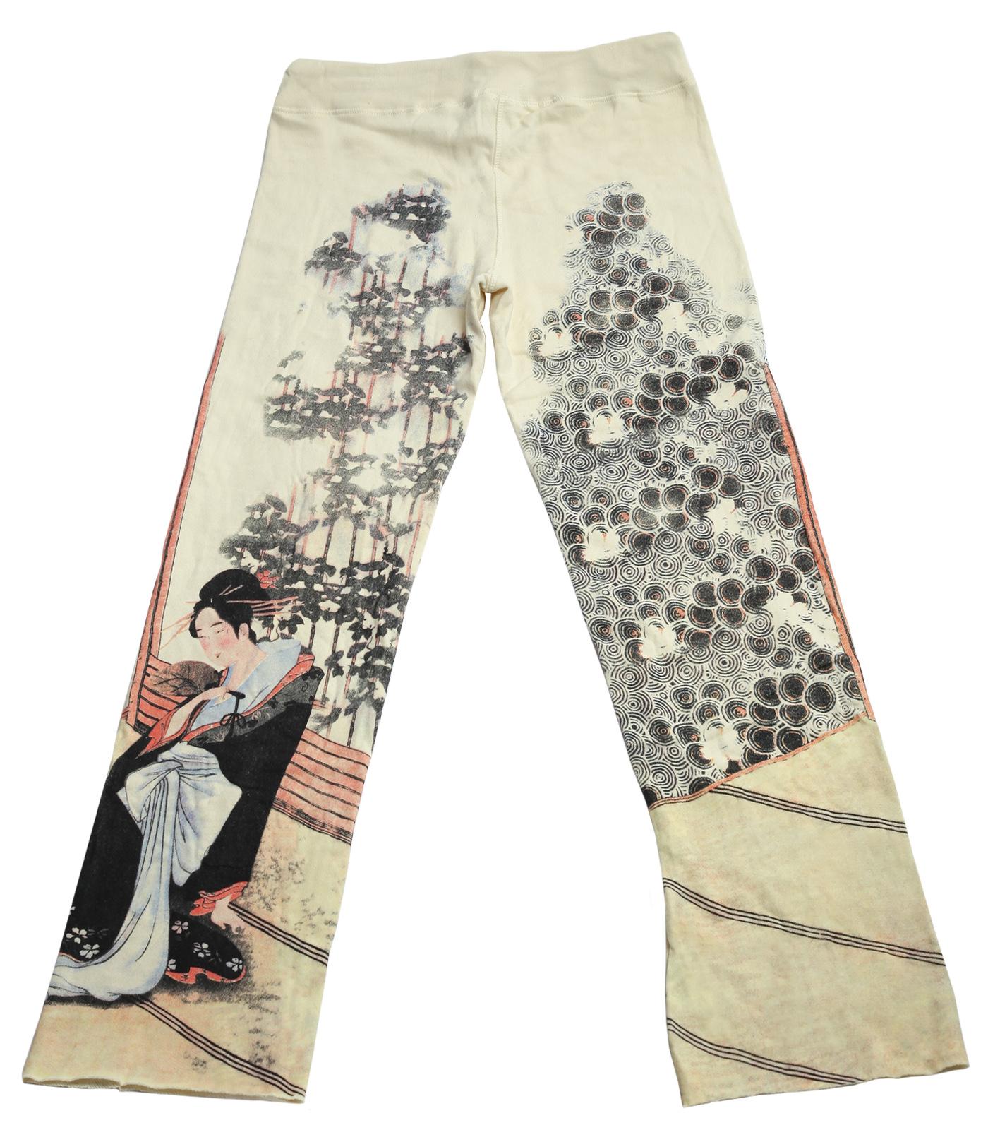 Заказать нежные штаны бренда Paparazzi с принтом в восточном стиле по лояльной цене