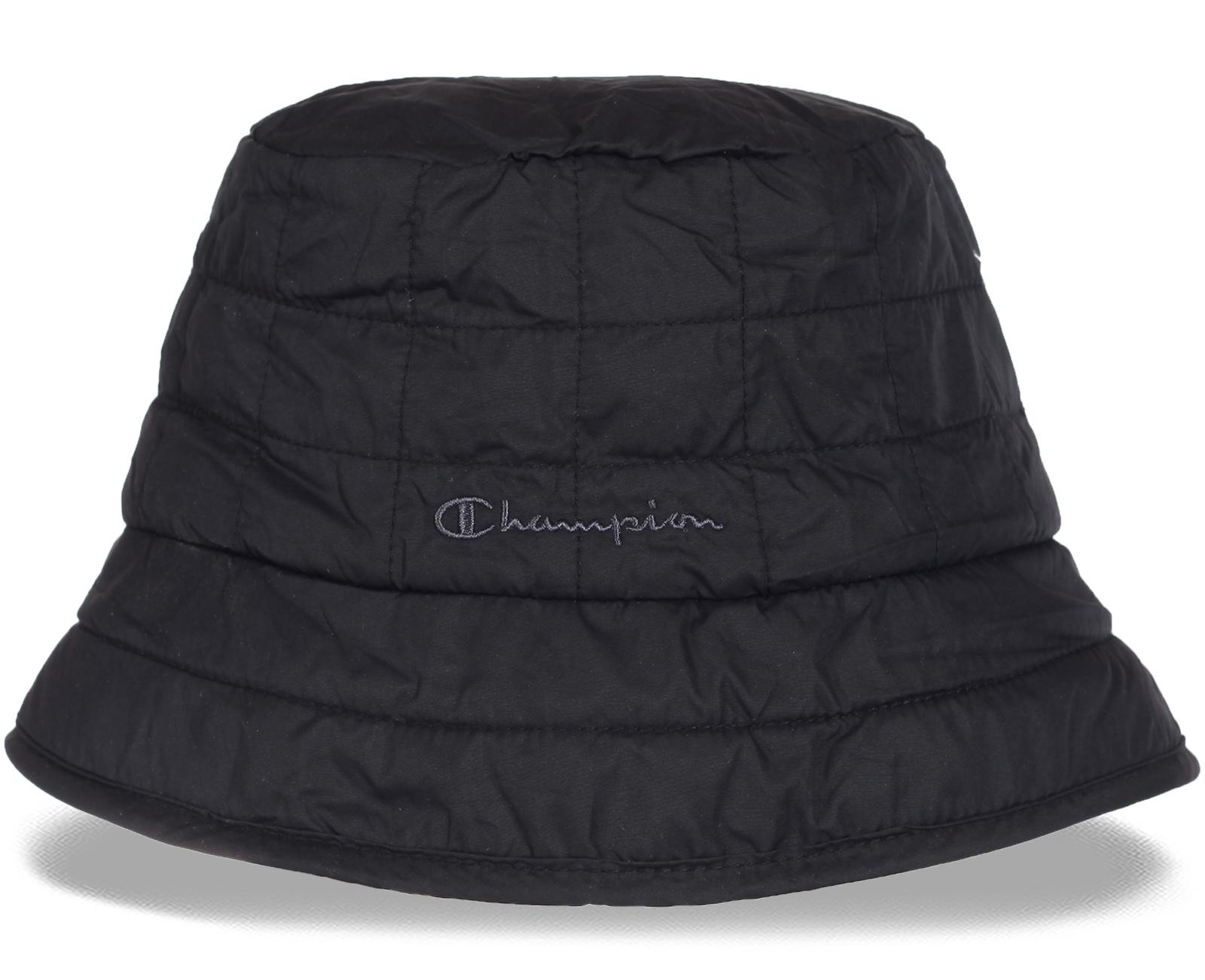 Новомодная шляпка Champion утепленная флисом. Трендовый аксессуар по невероятно привлекательной цене! Покупай не раздумывай!