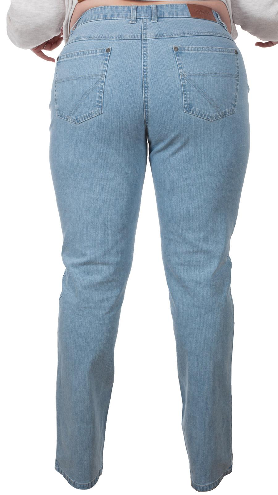 Стильные джинсы от немецкого бренда Sheego