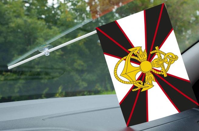 Новый флажок Морской пехоты на присоске