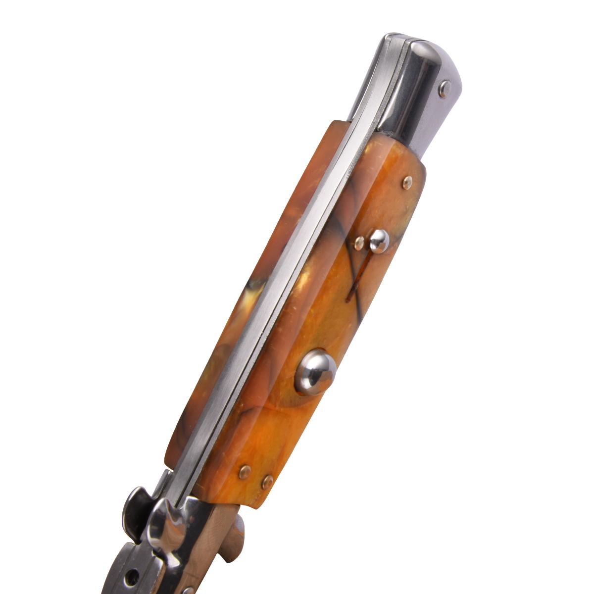 """Нож AKC Italy 9"""" выкидной с доставкой"""