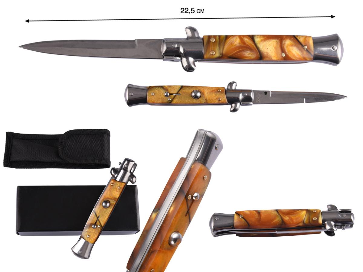 Нож AKC Italy 9 выкидной