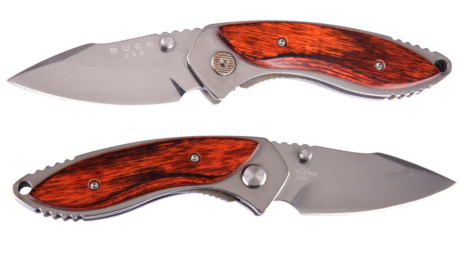 Нож Buck Alpha Dorado - купить с доставкой