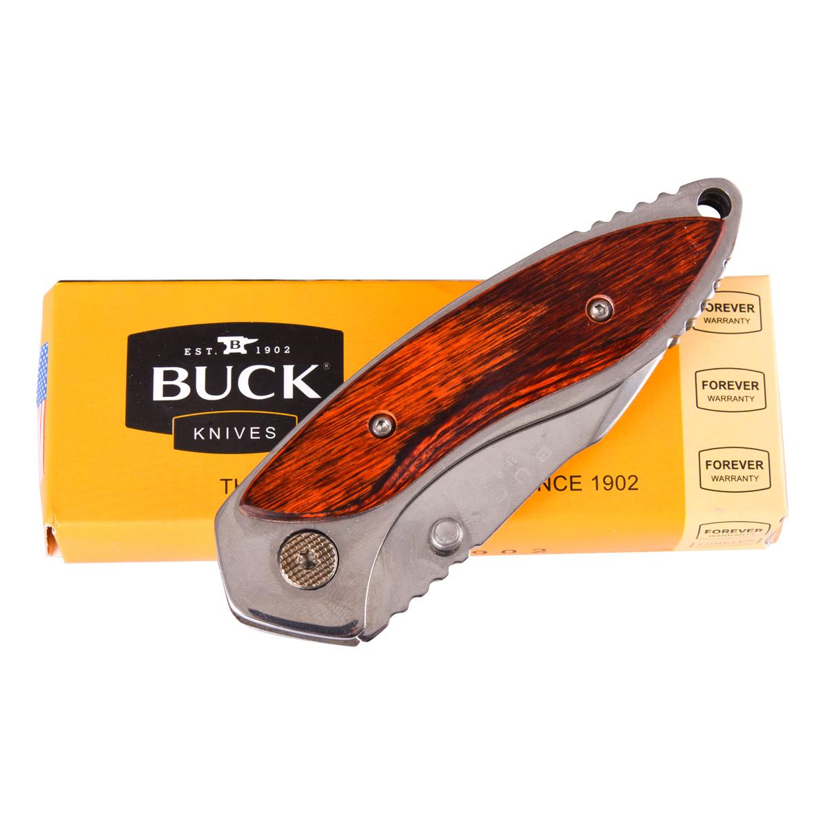Нож Buck Alpha Dorado - производитель США